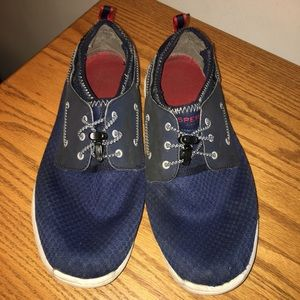 Sperry slip on sneaker